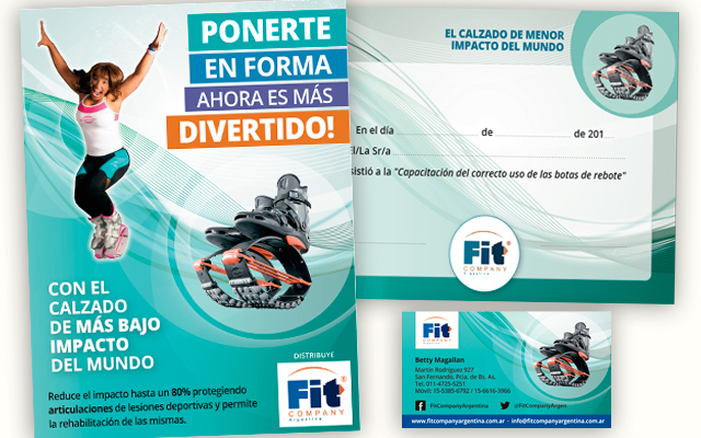 Fit Company Argentina