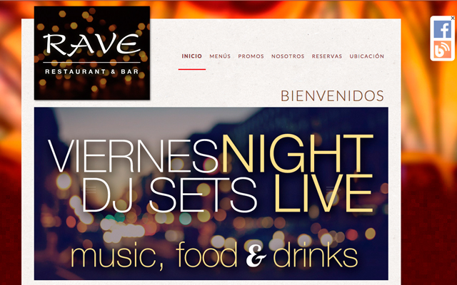 RAVE Restaurant & Bar